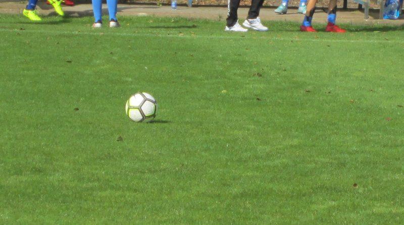Grała piłkarska młodzież