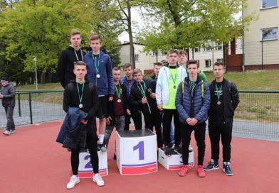 Powiatowe zmagania w ramach Igrzysk Młodzieży Szkolnej