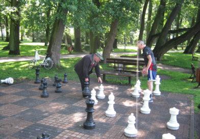 Turniej szachowy z okazji Dnia Szczecinka