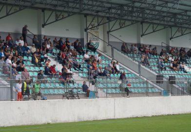 Inauguracja rundy rewanżowej IV Ligi i zaległy mecz Klasy Okręgowej, MKP w Koszalinie, Orzeł Łubowo u siebie