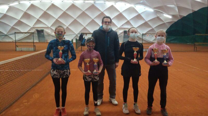 W Szczecinku rozegrany został Turniej Klasyfikacyjny w tenisa