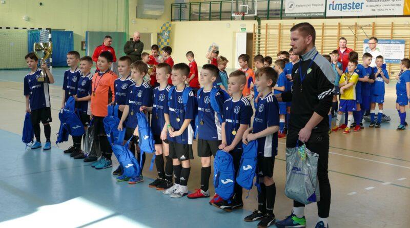 Rocznik 2011 AP Szczecinek wygrywa turniej w Czaplinku