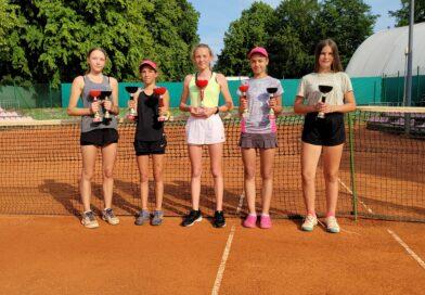 Szczecineccy tenisiści w strefie medalowej